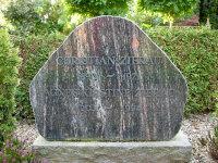 Agnes og Christian Zieraus grav