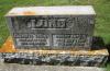 Robert Arthur Lunds grav, Red Deer Cemetery